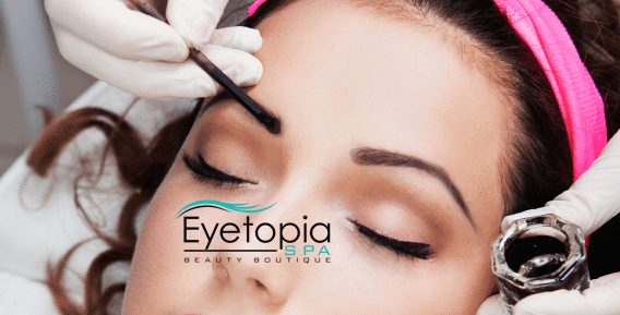 3D Brow Sculpting | Eyetopia Spa