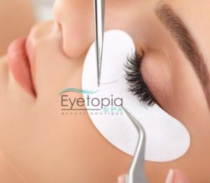 Eyelash Extensions | Eyetopia Spa
